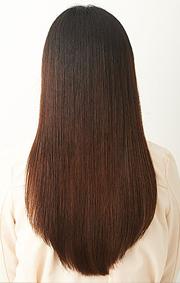 守り髪はマイルドな洗浄力ながらも毛穴の汚れはしっかり落とす。
