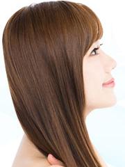 久米島の海洋深層水で髪の毛のスカルプケアもばっちり